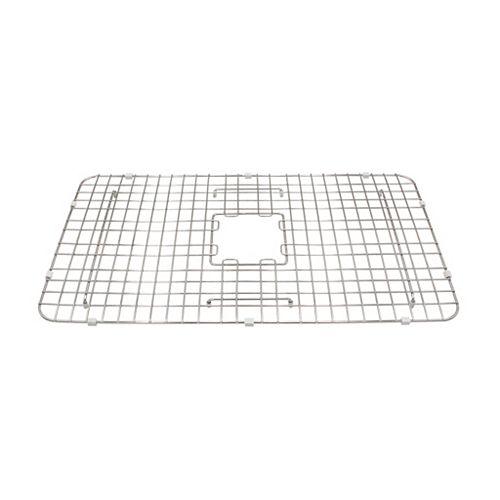 SinkSense Wren 27 inch x 15 inch Bottom Grid for Kitchen Sinks in Stainless Steel