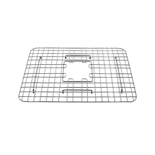 SinkSense Venturi 19.5 inch x 14 inch Bottom Grid for Kitchen Sinks in Stainless Steel