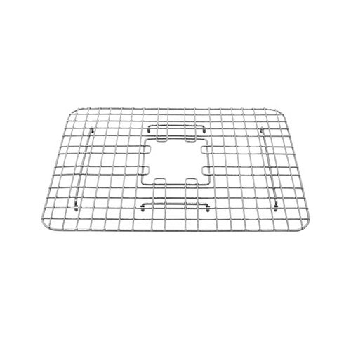 SinkSense Venturi 19.5 inch x 14 inch Bottom Grid for Kitchen Sinks in Stainless Steel