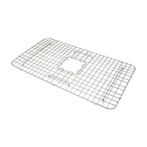 SinkSense Wagner 31.5 inch x 14 inch Bottom Grid for Kitchen Sinks in Stainless Steel
