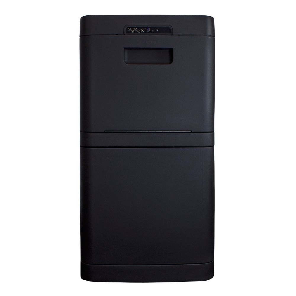 Danby Danby Parcel Guard - The Smart Mailbox (Black)