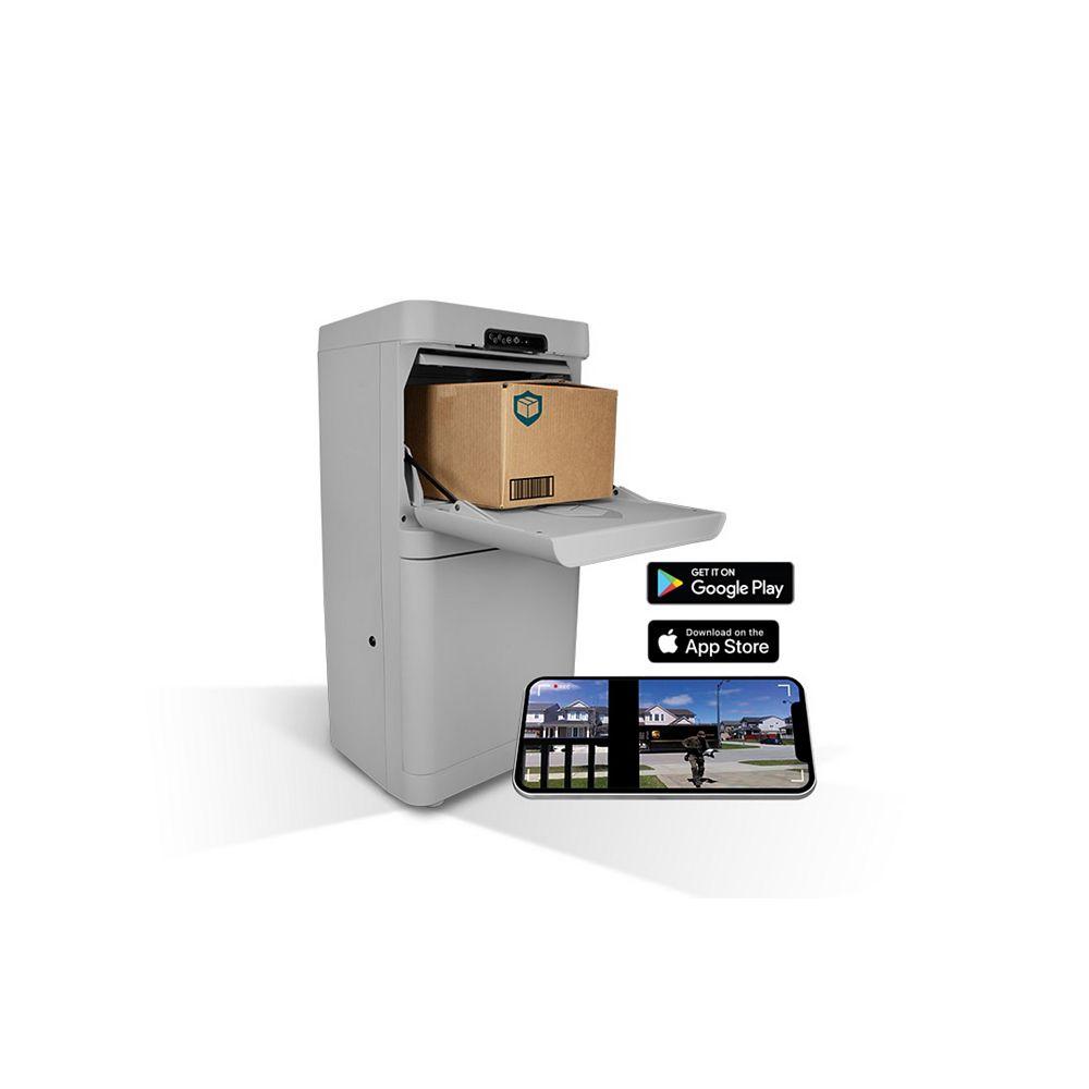Danby Danby Parcel Guard - The Smart Mailbox (Grey)