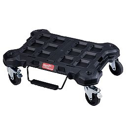PACKOUT Dolly 24-inch x 18-inch  Black Multi-Purpose Utility Cart