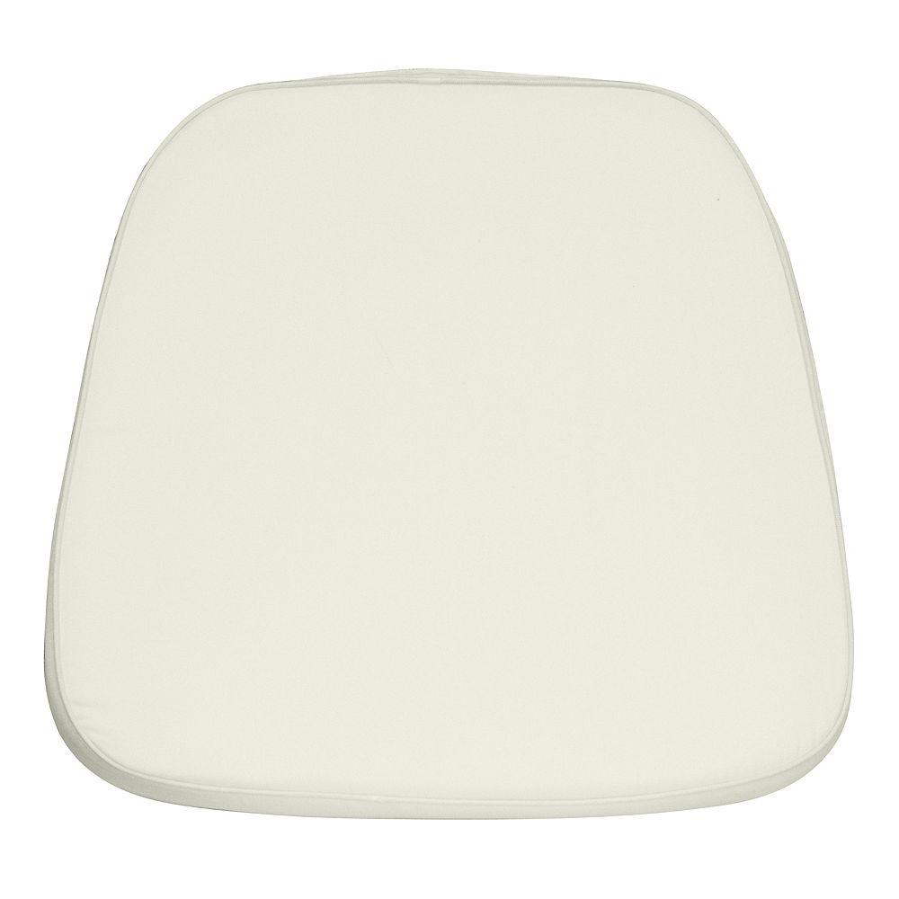 Flash Furniture Ivory Fabric Cushion