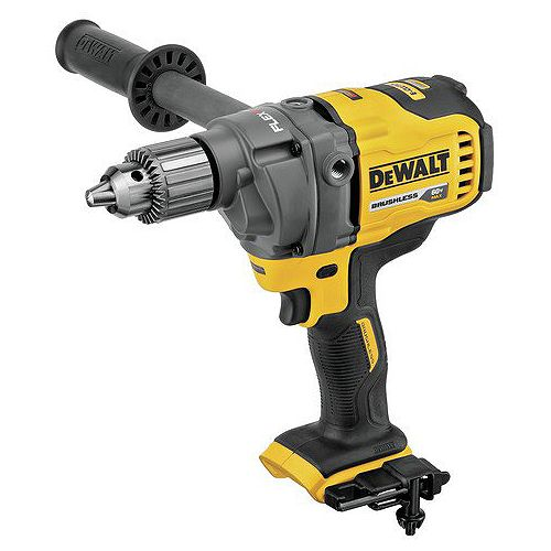 DEWALT FLEXVOLT 60V MAX Cordless Brushless 1/2-inch Mixer/Drill with E-Clutch (Tool-Only)