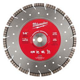 14-inch Diamond Universal segmented-turbo Blade