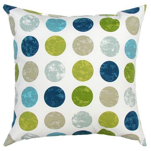 Toss cushion multi dots