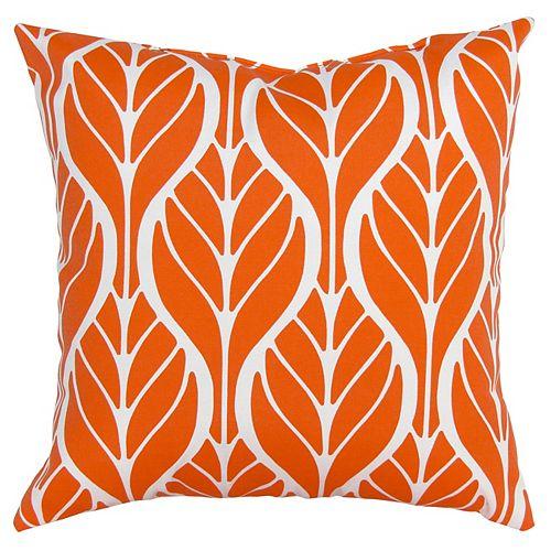Toss cushion orange