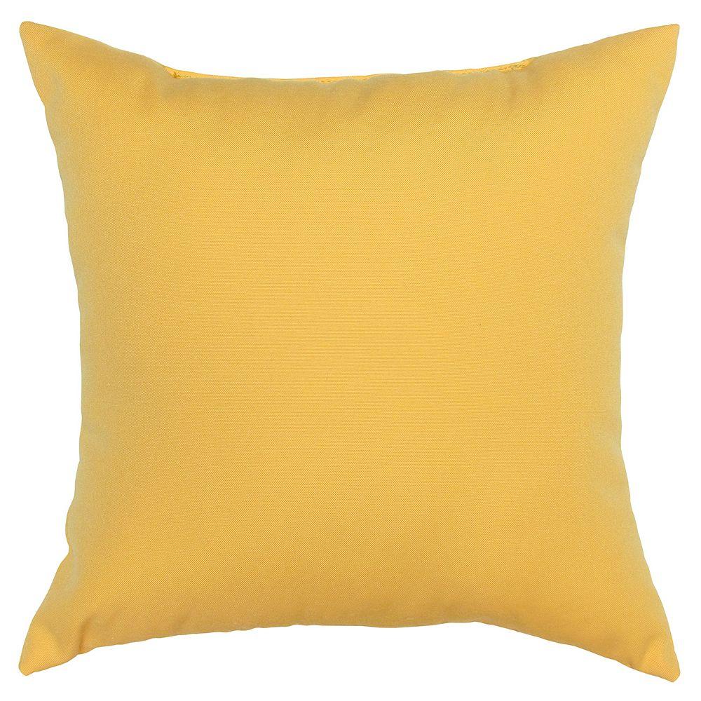 Bozanto Inc Toss cushion yellow
