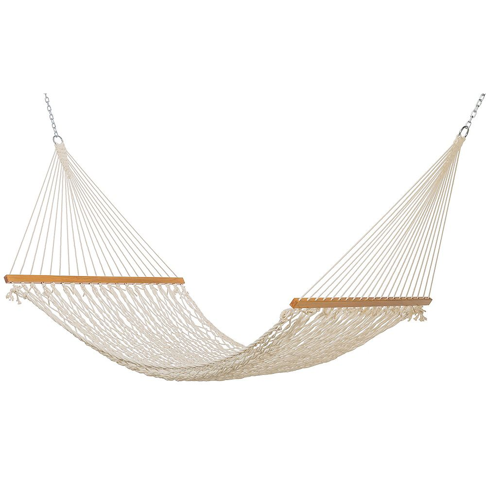 Others 13 ft. Cotton Rope Hammock