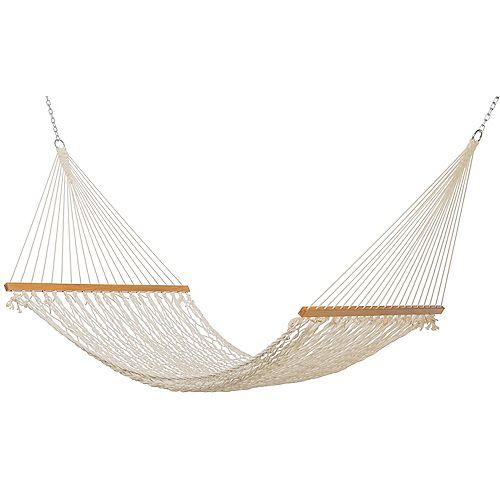Hamac en cordes de coton, 13 pi