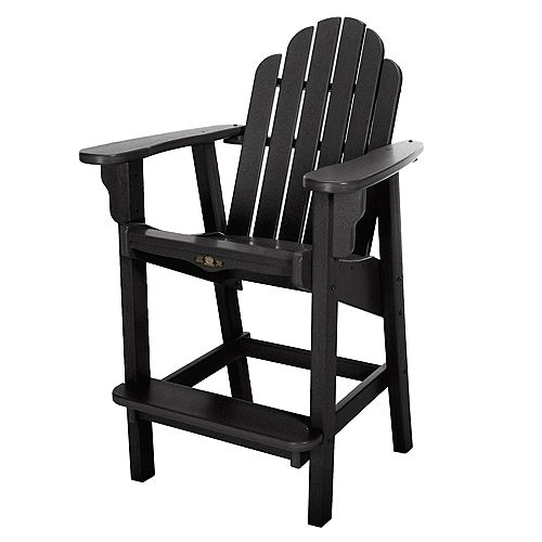 Others Counter Height Chair-Black