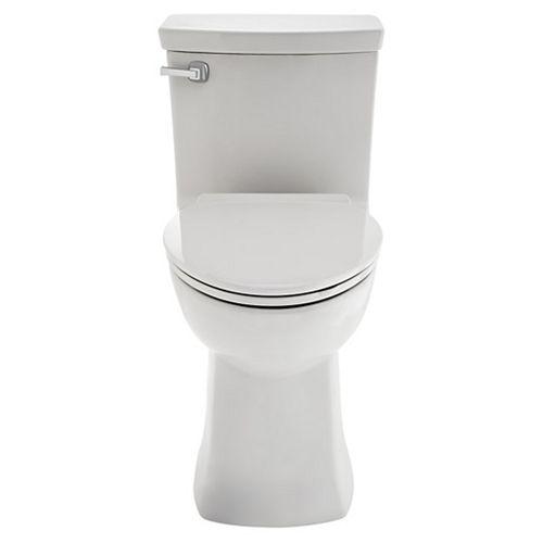 American Standard Townsend Vormax Tall Tight 1-Piece 1.28 GPF Toilette allongée à chasse unique en blanc