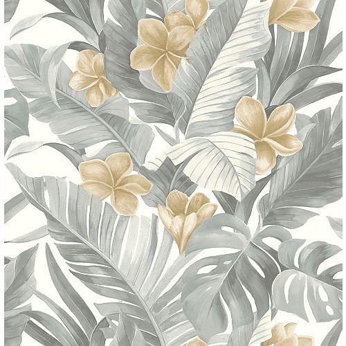 Neutral Paradise Peel & Stick Wallpaper