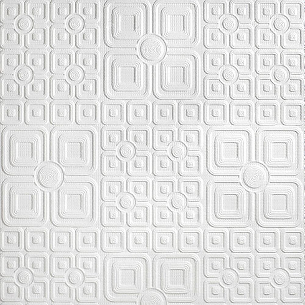 Brewster Home Fashions Papier Peint Vinyle De Luxe A Peindre Jardin De Chalet Home Depot Canada