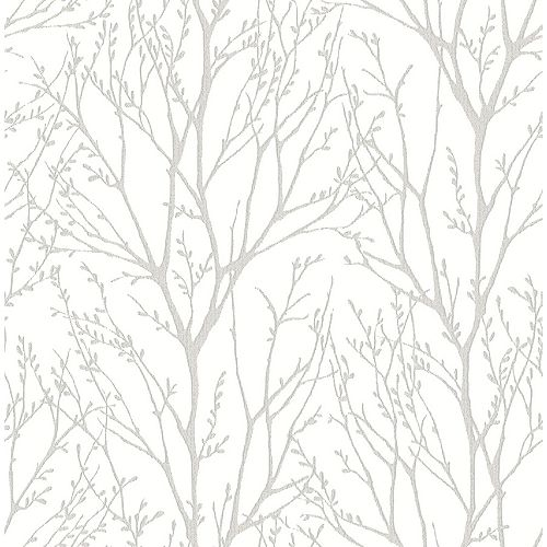 Treetops Peel & Stick Wallpaper
