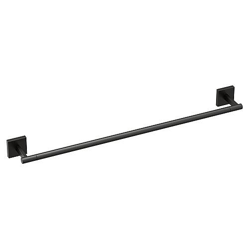 MOEN Triva 24-inch Towel Bar In Matte Black
