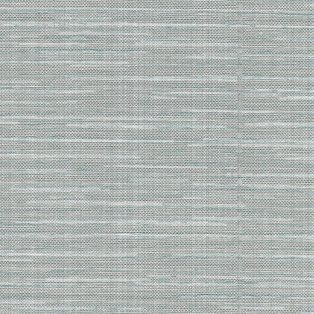 Warner Textures Bay Ridge Blue Faux Grasscloth Wallpaper The Home Depot Canada