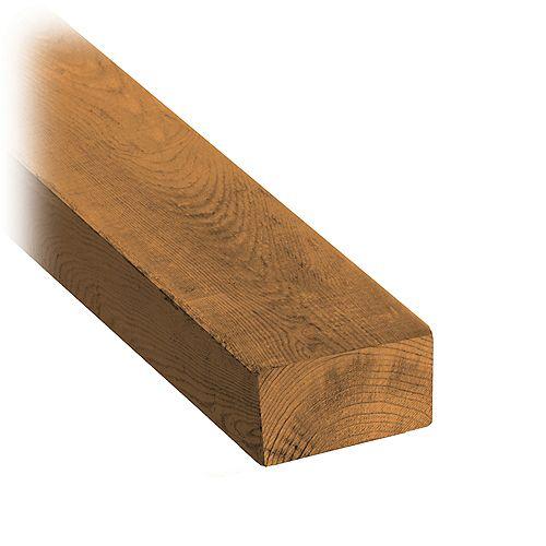 MicroPro Sienna 2 x 3 x 8' Treated Wood