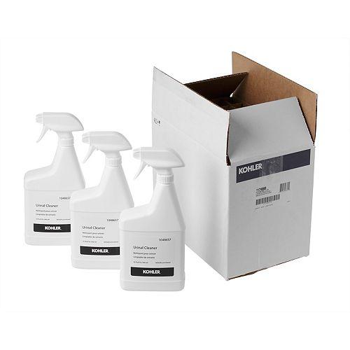 3-Pack Waterless Urinal Cleaner