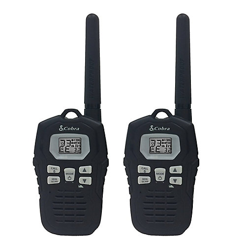 MicroTALK 56 km, 22 Channel FRS/GMRS Two Way Radio / Walkie Talkie - 2 pack