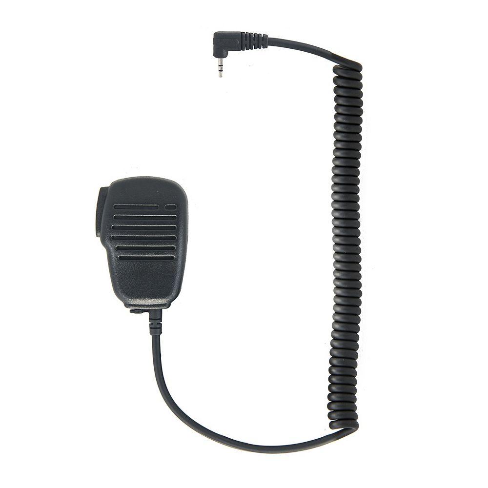 Cobra FRS/GMRS Handheld Speaker Microphone for MicroTALK Two Way Radio / Walkie Talkie