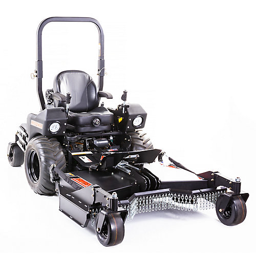 Big Mow Commercial 51-in 31 HP Kawasaki Gas Front Deck Rough Cut Zero Turn Mower