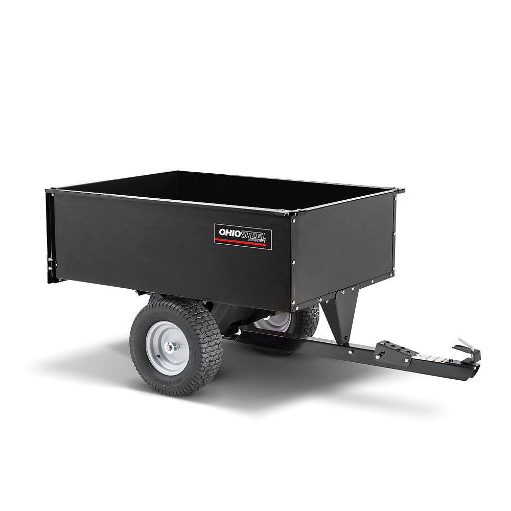 Ohio Steel 16 cu. ft. 1250 lbs. Capacity Swivel Cart