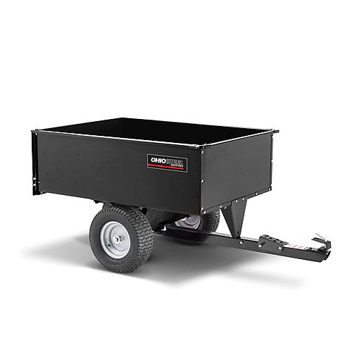 16 cu. ft. 1250 lbs. Capacity Swivel Cart