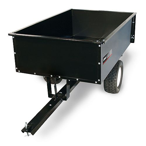 20 cu. ft. 1500 lb. Steel Cart
