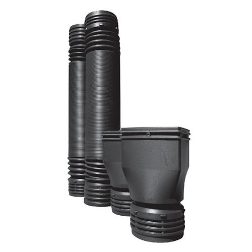 2PK 6 ft. Drainage Kit
