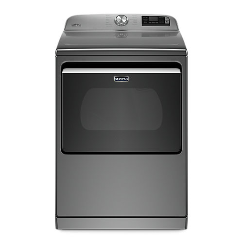 7.4 cu.ft. Electric Dryer with Wi-Fi in Metallic Slate - ENERGY STAR®