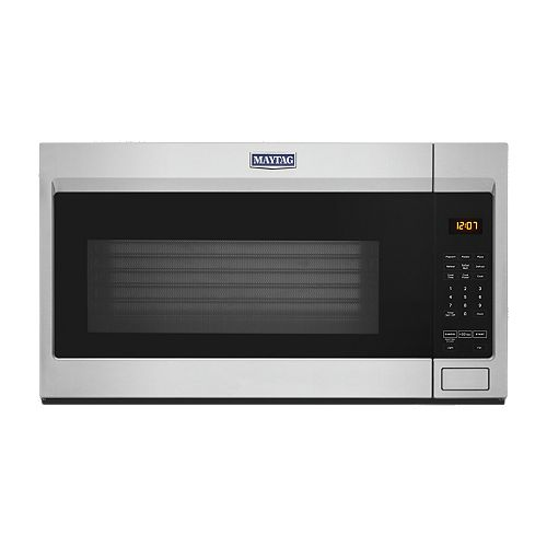 Maytag 1.9 cu. ft. Over the Range Microwave in Fingerprint Resistant Stainless Steel
