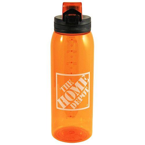 887ml Bouteille d'hydratation en plastique, sans BPA