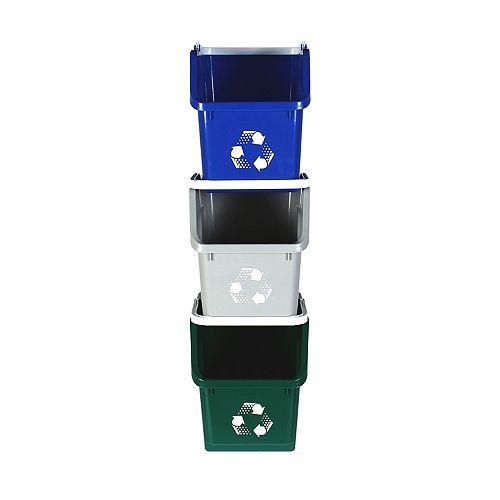 Multi Recycle paquet de 3