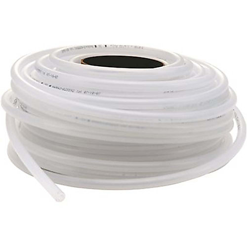Polyethylene Tube White 100 Ft.
