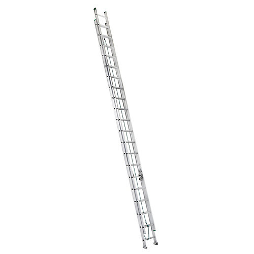 Featherlite Aluminum extension ladder 40 Feet Grade II