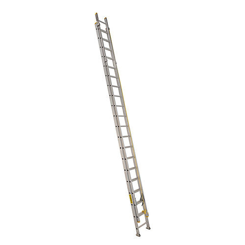 Featherlite Aluminum extension ladder 40 Feet Grade IA