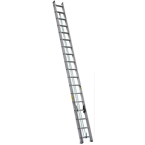 Featherlite Aluminum extension ladder 36 Feet Grade II