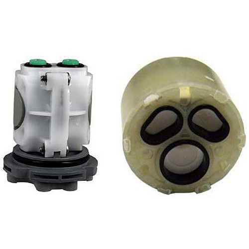 Jag Plumbing Products Cycling Shower Pressure Balance Kit (Cartridge and Balancer)