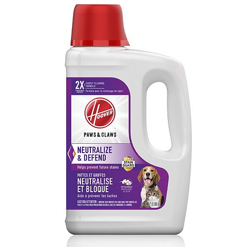 64 oz. Paws & Claws Carpet Cleaning Formula