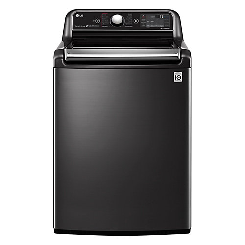 6.0 cu.ft. Top Load steam washer with TurboWash 3D