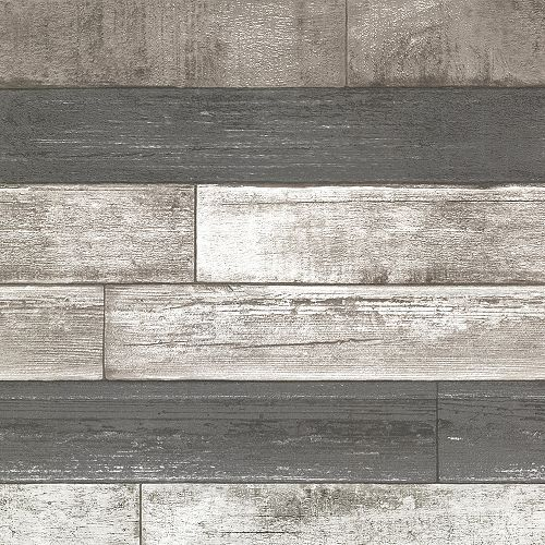 Papier peint Wood Grey Ashwile