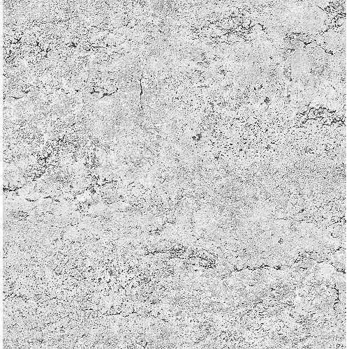 Light Grey Concrete Rough Wallpaper