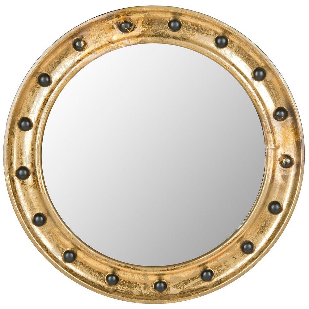 Safavieh Miroir Mariner en Fer
