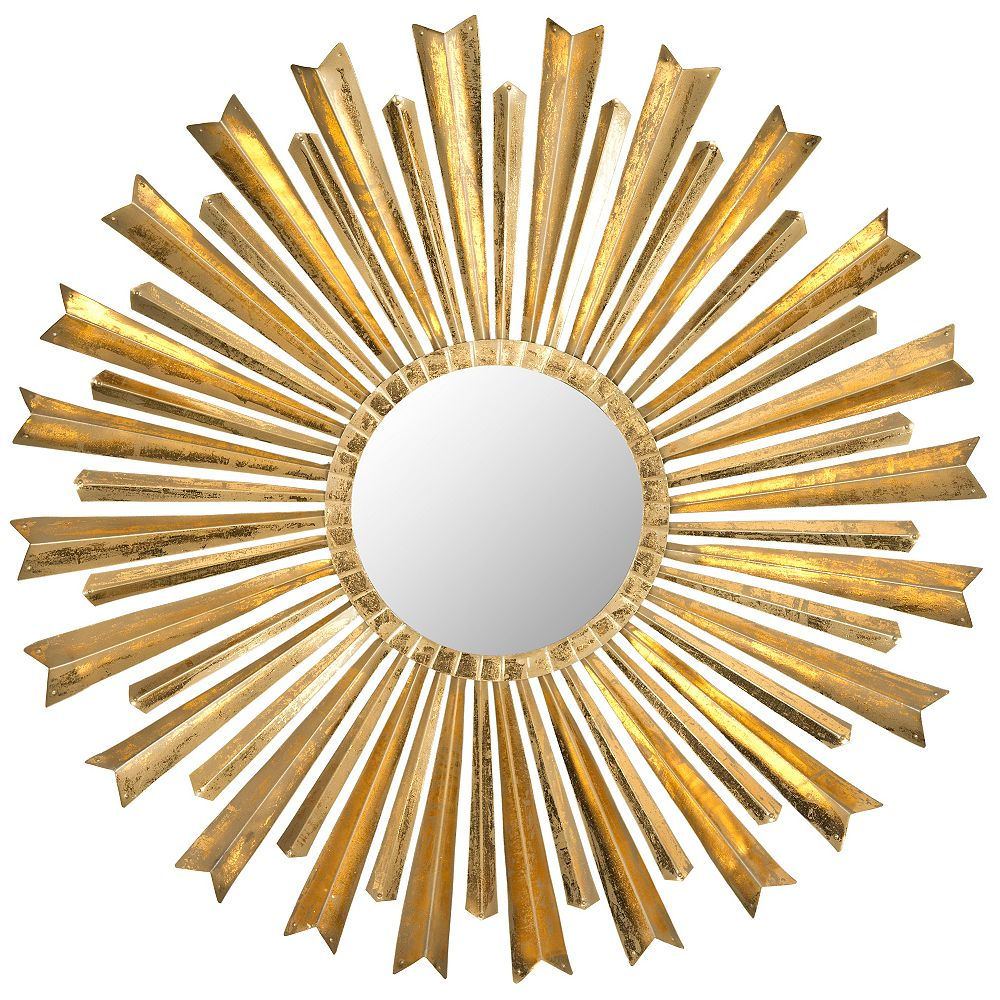 Safavieh Miroir de Golden Arrows Sunburst
