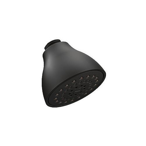 Showerhead In Matte Black