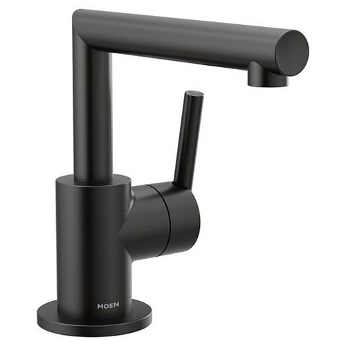 Arris 1-Handle Lav Faucet In Matte Black