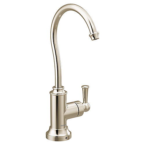 Sip Traditional Beverage Faucet In Polished Nickel