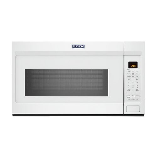 Maytag 1.9 cu. ft. Over the Range Microwave in White